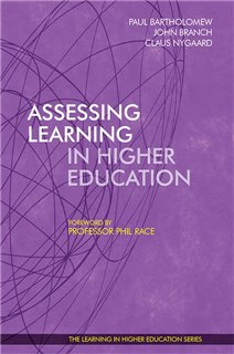 Assessing Learning in Higher Education