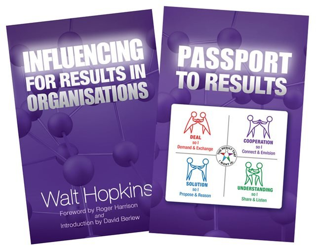 Influencing for Results plus Passport to Results Package