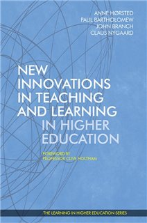 New Innovations in Teaching and Learning in Higher Education