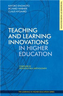 Teaching and Learning Innovations in Higher Education